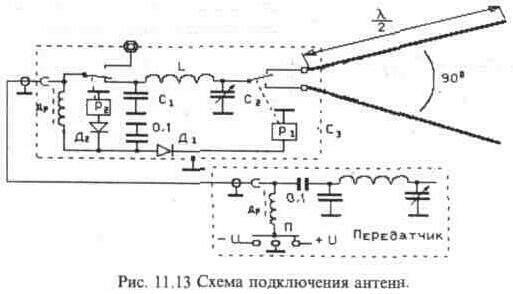 Катушка индуктивности L - 20
